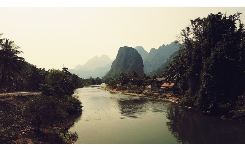 Vang Vieng and Vientiane